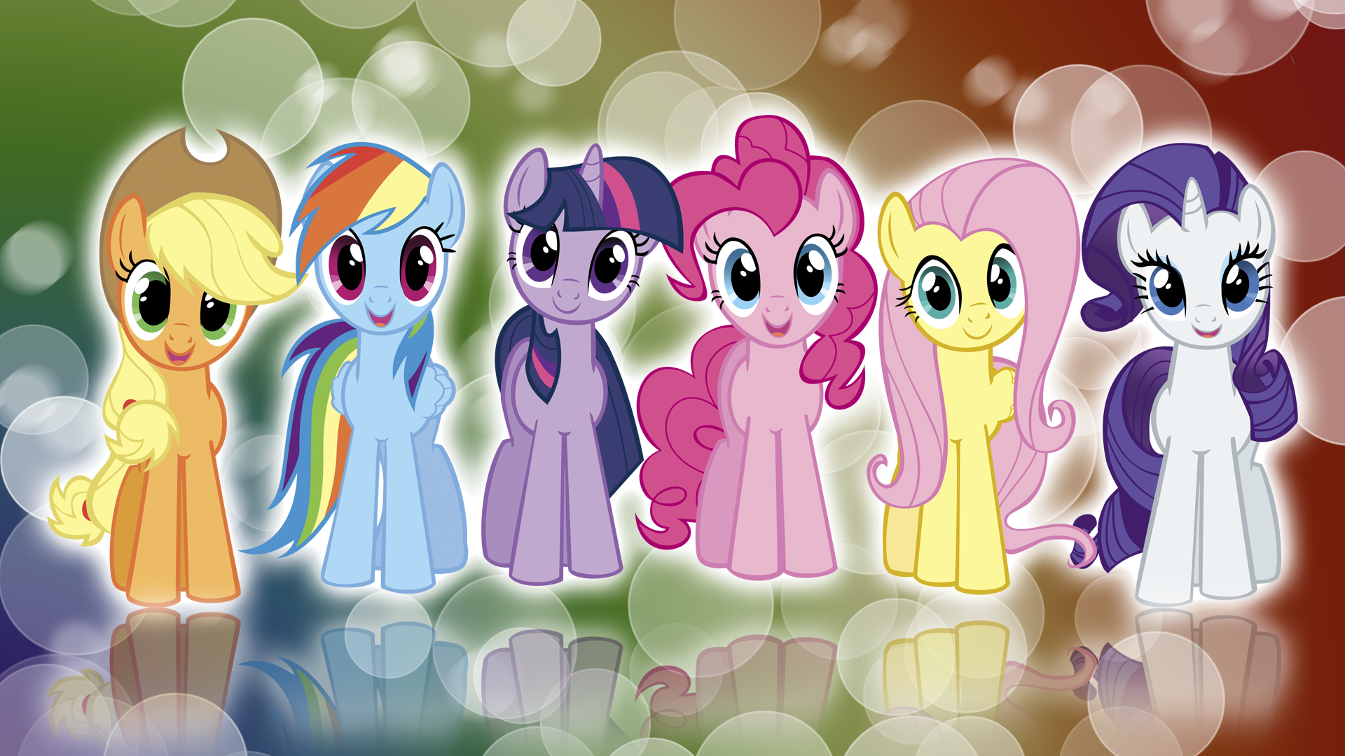 My Little Pony 1920x1080, Top on BsnSCB Gallery