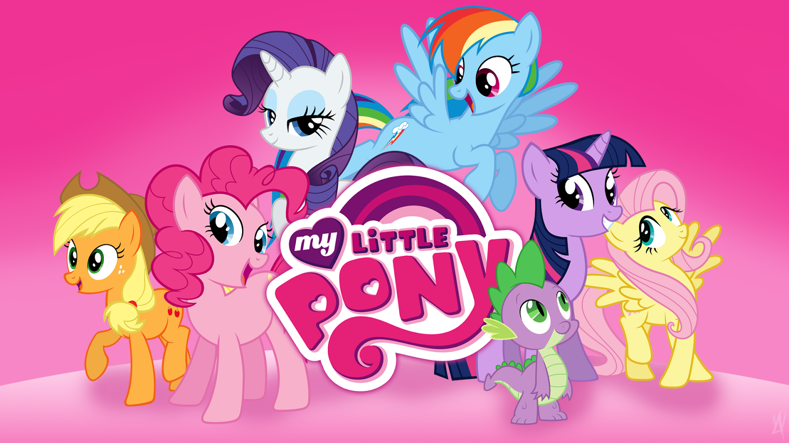 V.24 My Little Pony Wallpaper - My Little Pony Images