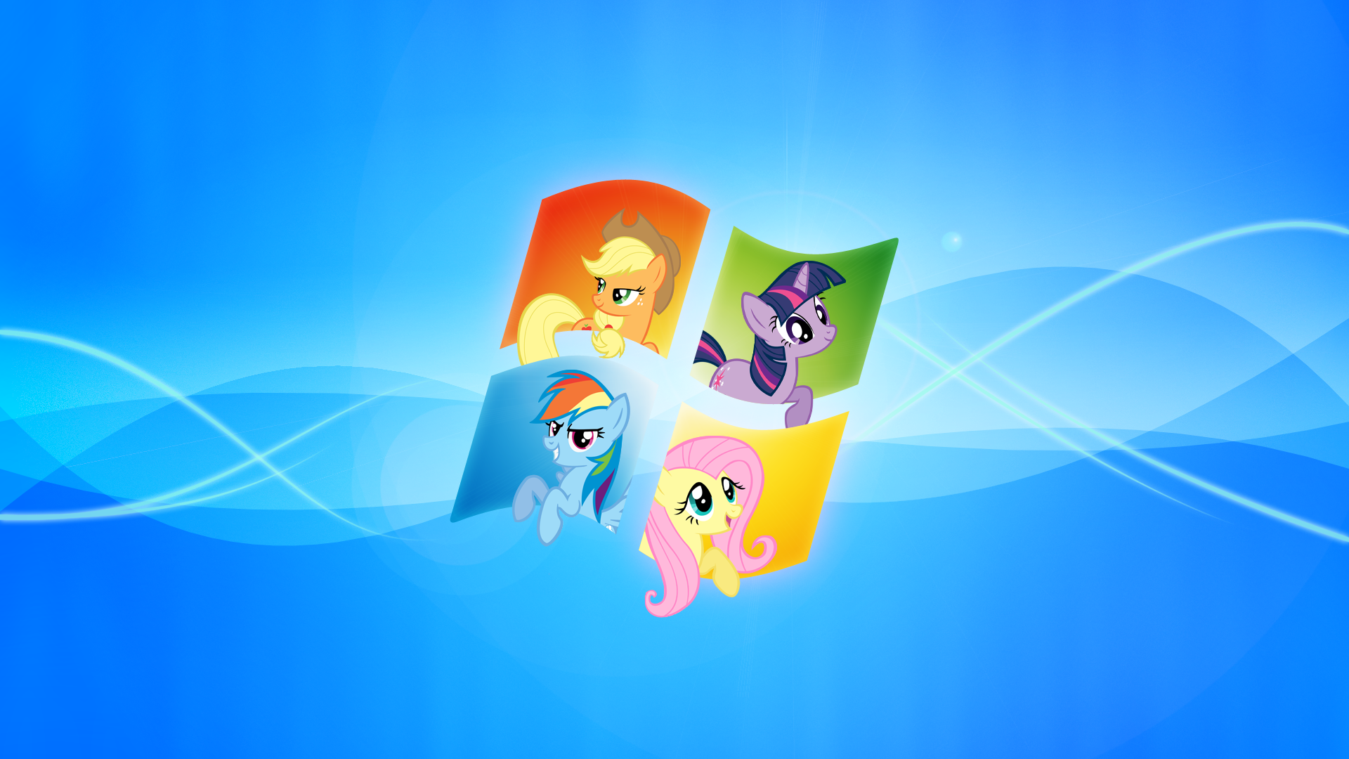 Full HDQ Cover Pics: My Little Pony, 1920x1080