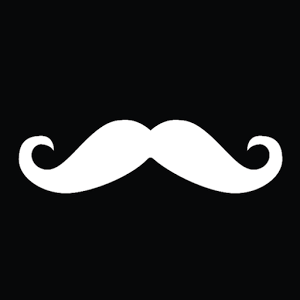 Wallpapers for Mustache » Resolution 300x300