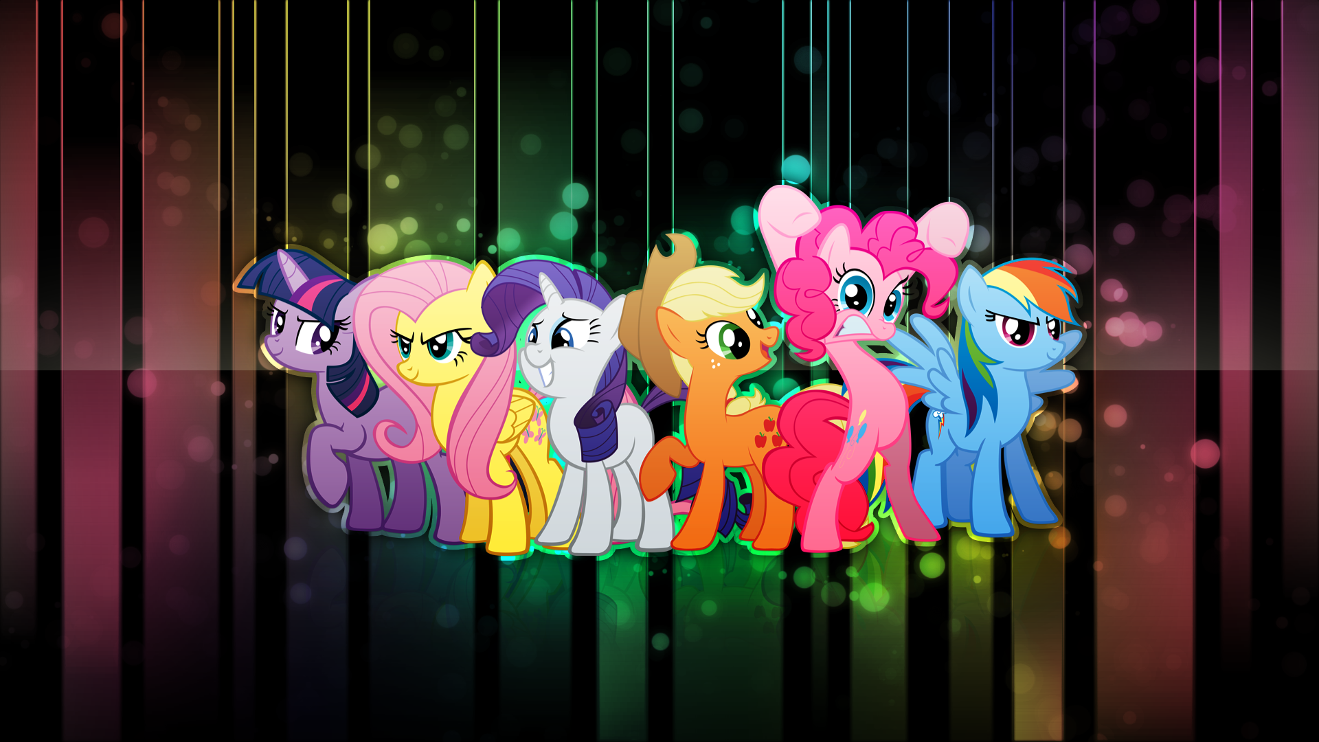 Best My Little Pony Wallpapers for Desktop: 03.14.14