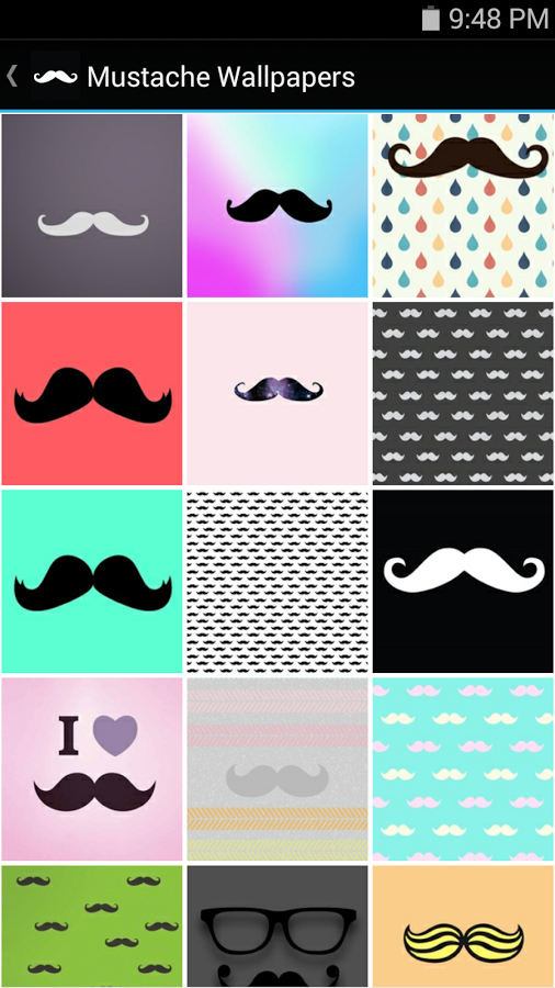 Mustache, 06.21.16 | Wallpapers PC Gallery, 0.37 Mb