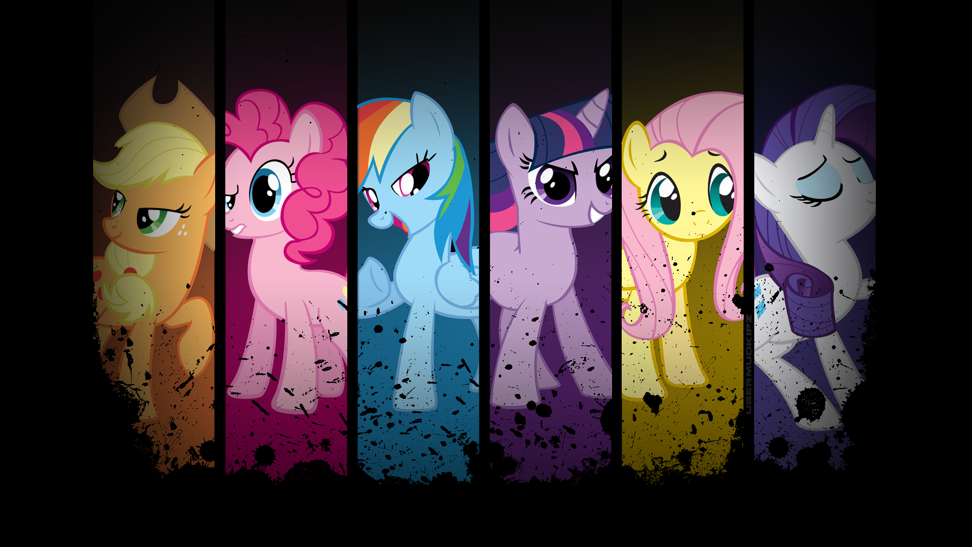 V.77 My Little Pony, HD Widescreen Images