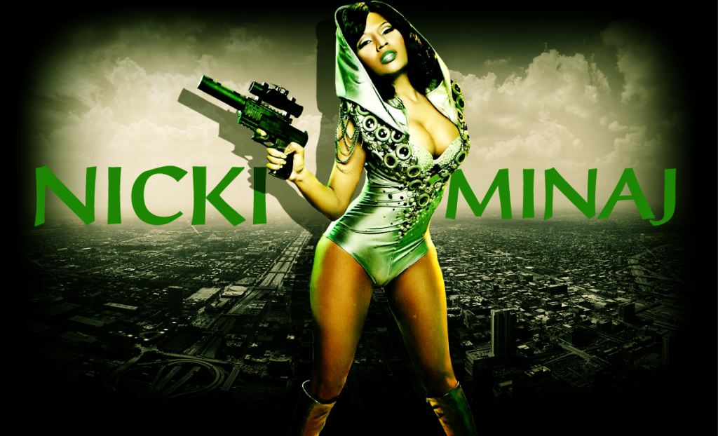 HD Nicki Minaj Wallpaper For Background, Lynda Goodwill 84