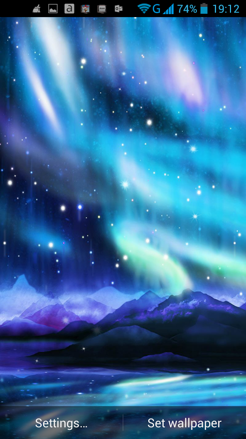 Northern Lights | High Quality Wallpapers, Backgrounds