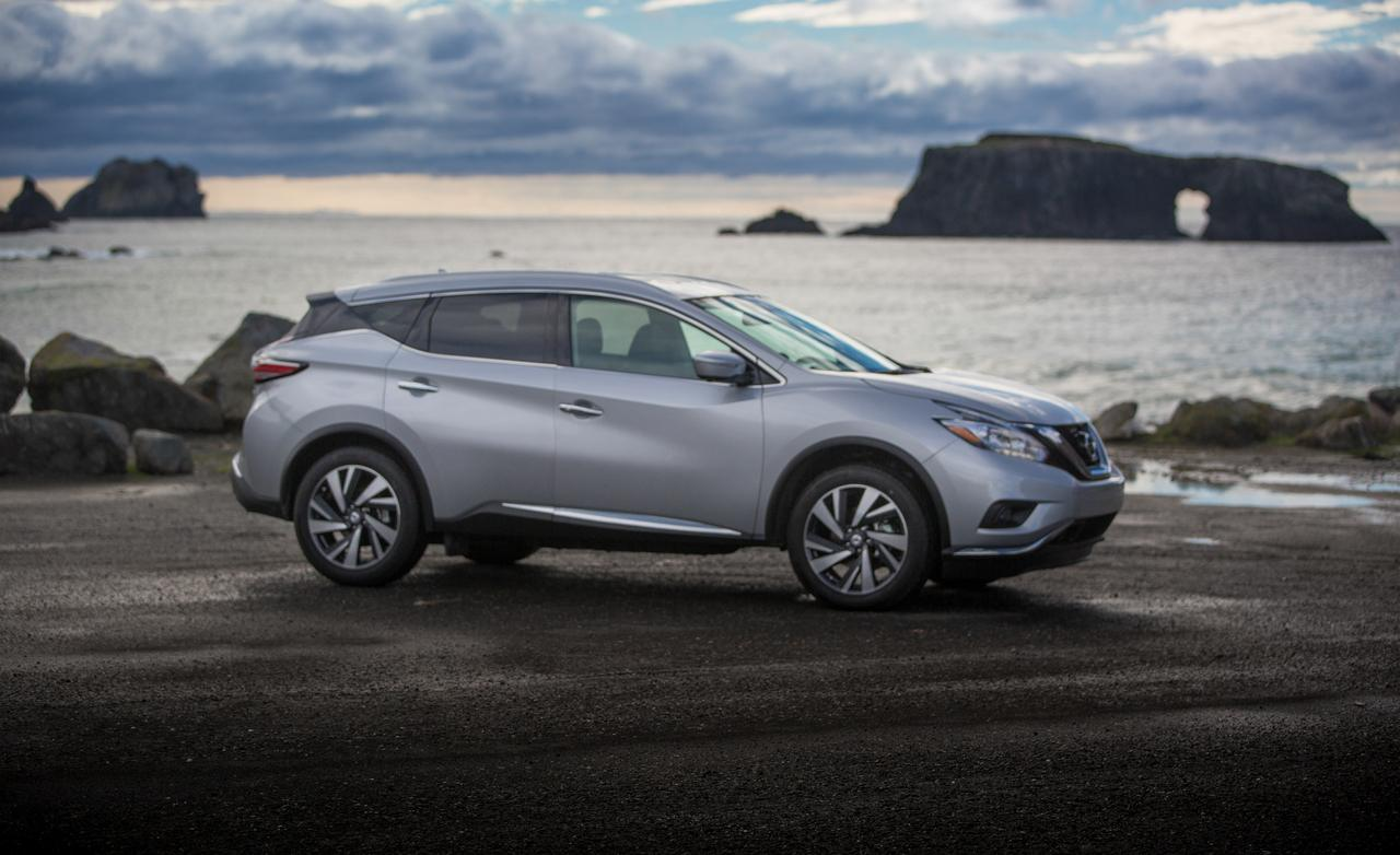 Nissan Murano | HDQ Wallpapers, Pictures