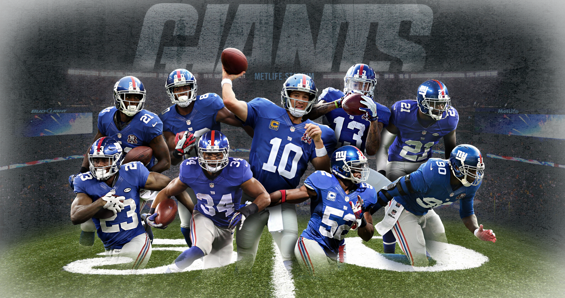 Ny Giants | High Resolution Images