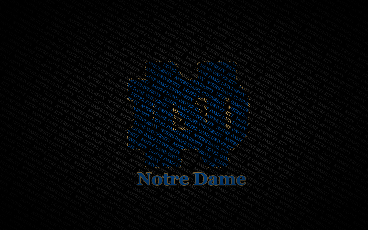 1280x800 Notre Dame Computer Wallpapers, B.SCB WP&BG Collection