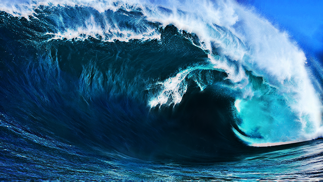 HD Quality Images of Ocean Wave › #27128522 640x360