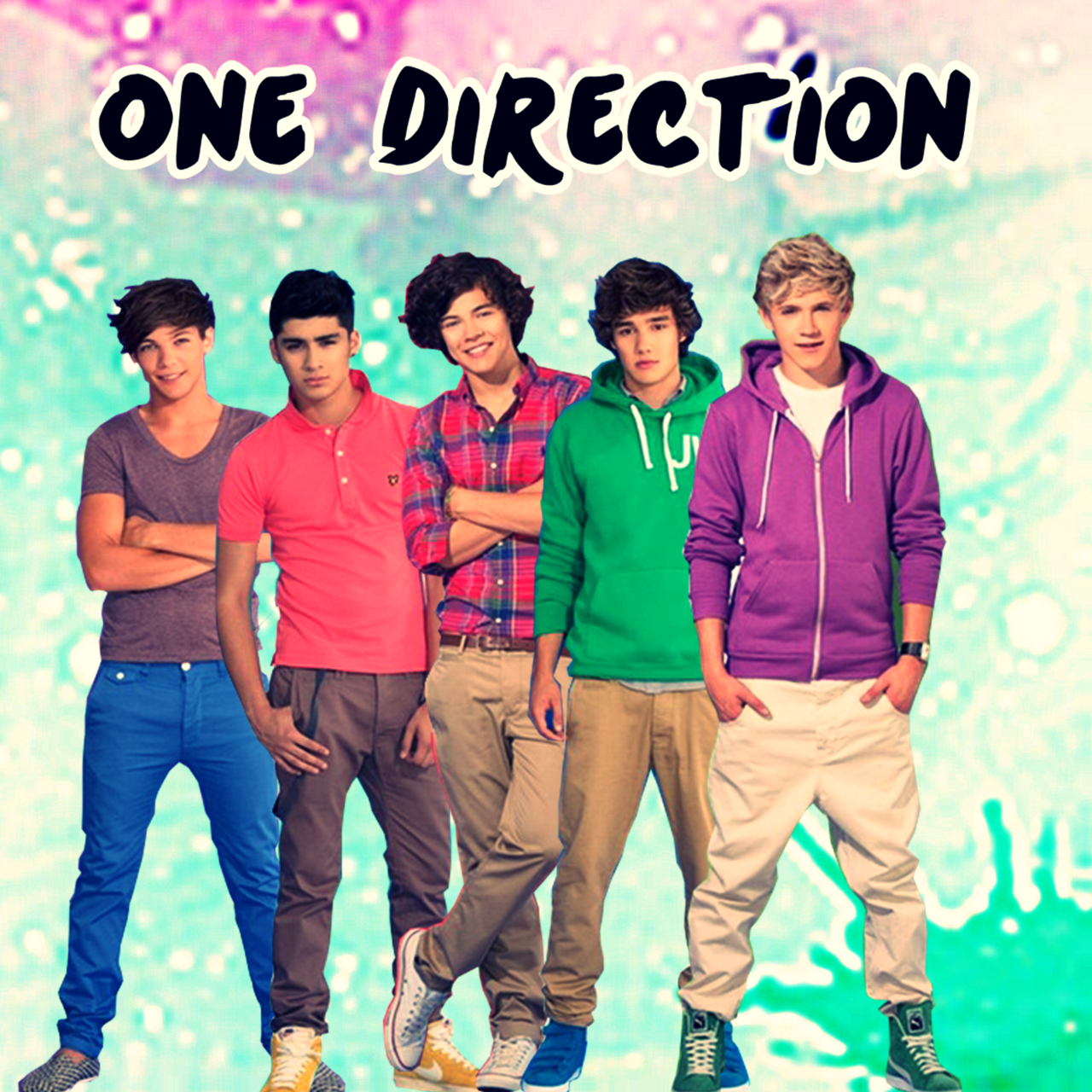 Wallpaper, One Direction (39395928)
