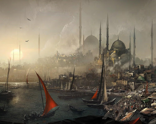 Gallery For 27130524: Ottoman Wallpapers, 512x410