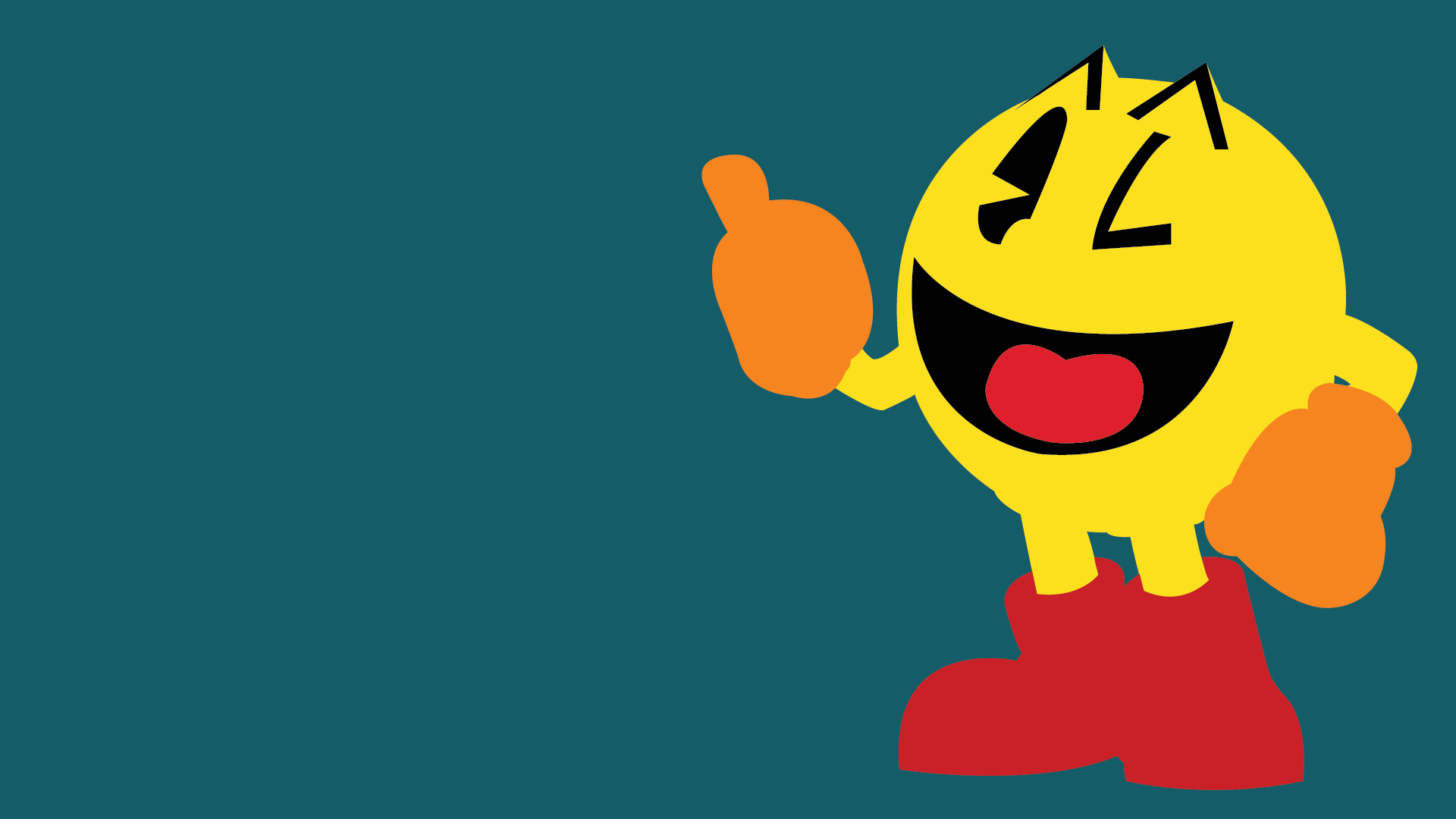 Pictures of Pacman HD, 1920x1080 px, 05/05/2014