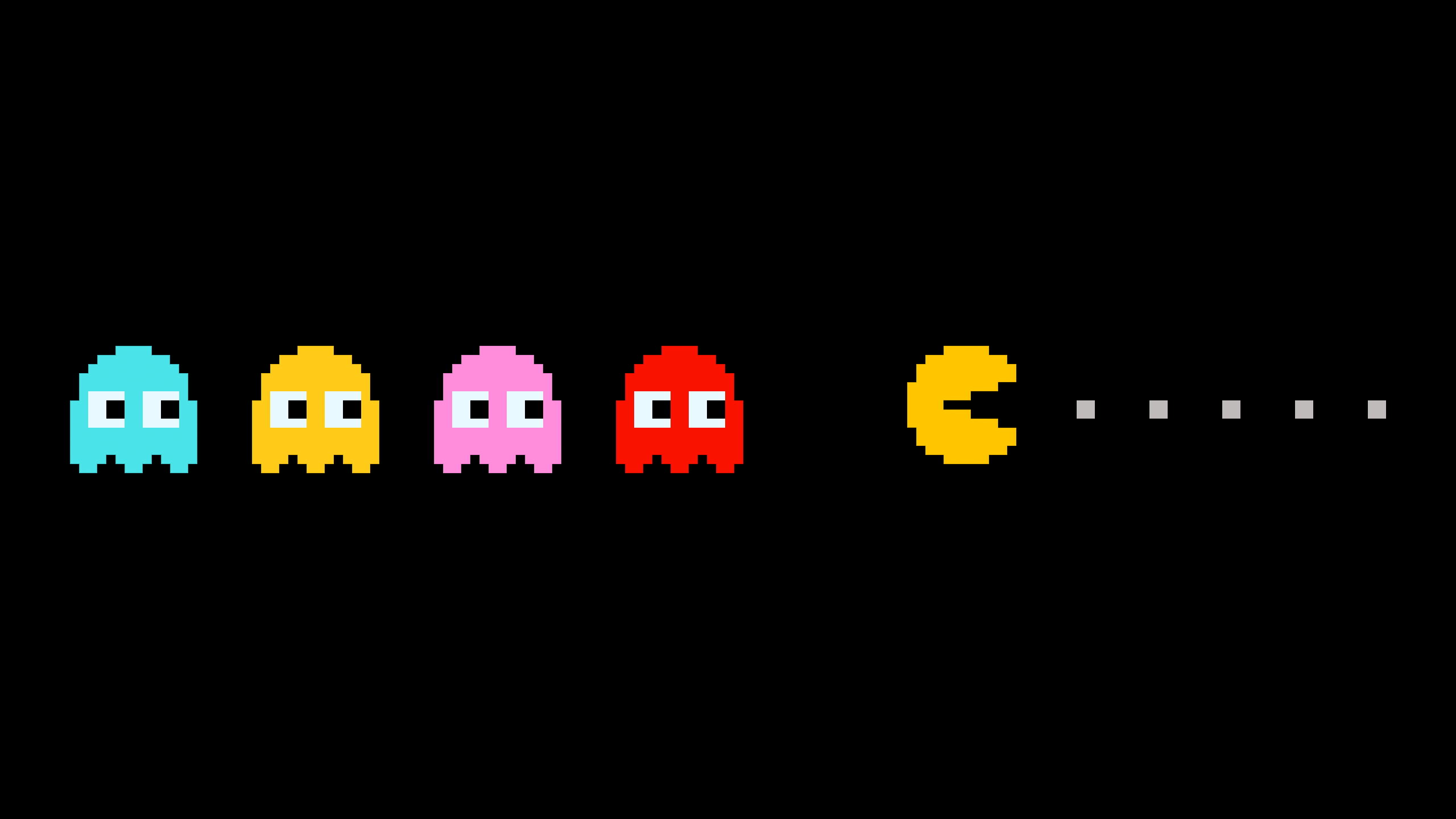 By Kerri Stong - Pacman Wallpapers, 2560x1440 px