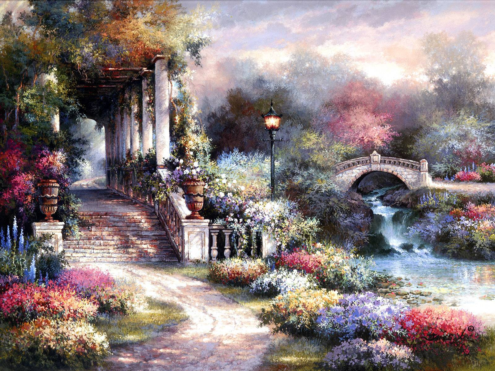 Mobile Compatible Paintings Wallpapers, Marchelle Kratzer