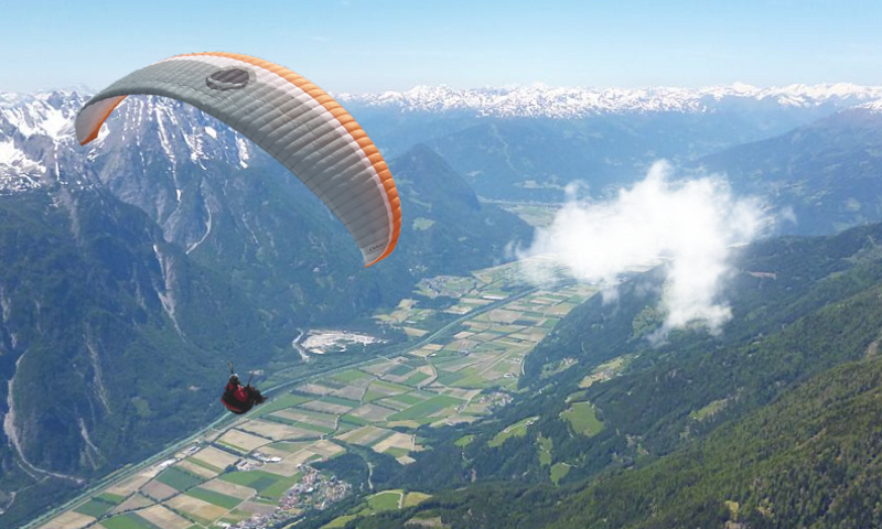 By Janee Stroope - Paragliding Wallpapers, 800x480 px