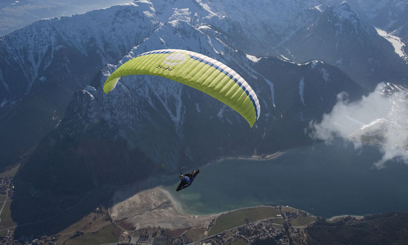 Paragliding Collection: .SVYSVY Paragliding Wallpapers