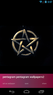 Wide Pentagram HDQ Pictures