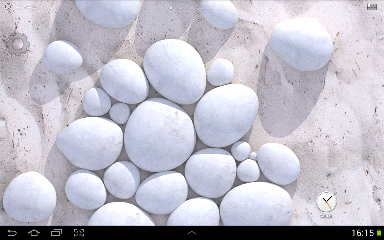 1280x800 px › Pebble Wallpapers