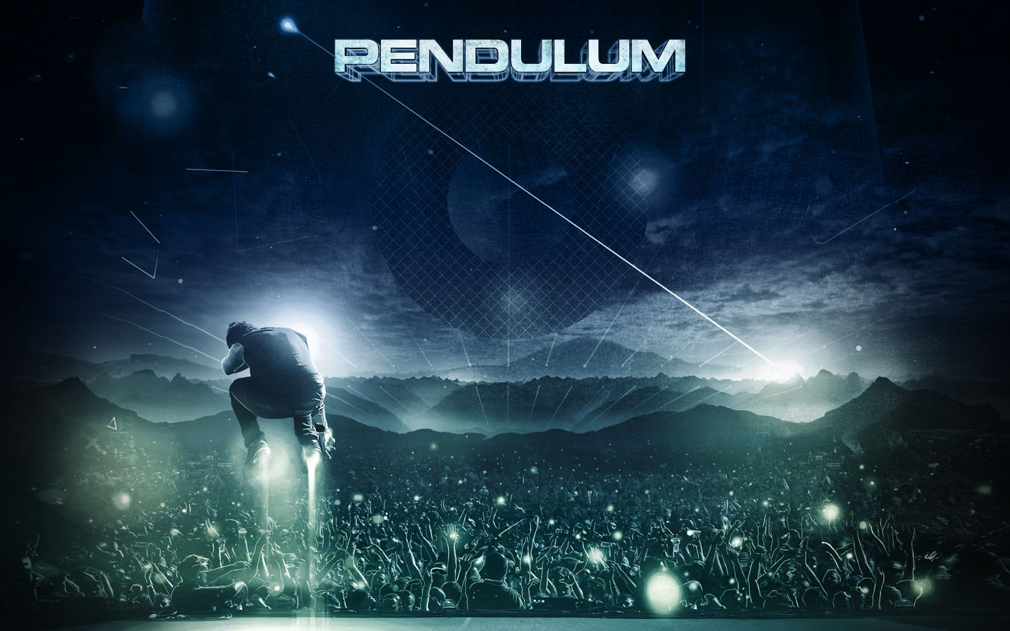Pendulum, HQFX Backgrounds, Ashlyn Cookingham