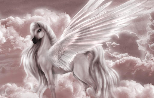 High Quality Images CollPection: Pegasus, by Ciara Altom