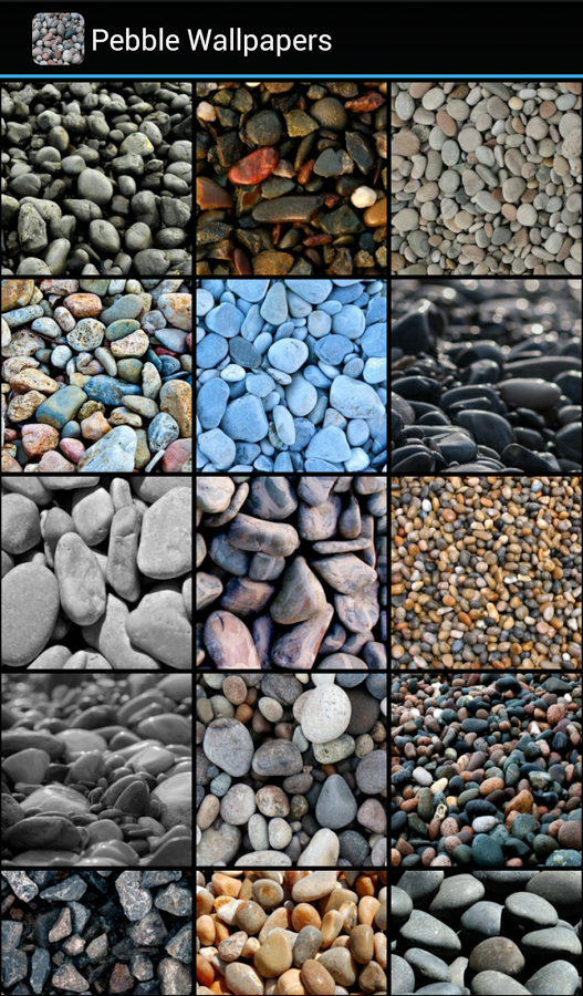 Collection of Pebble Widescreen Wallpapers: 39269144, 527x900 px