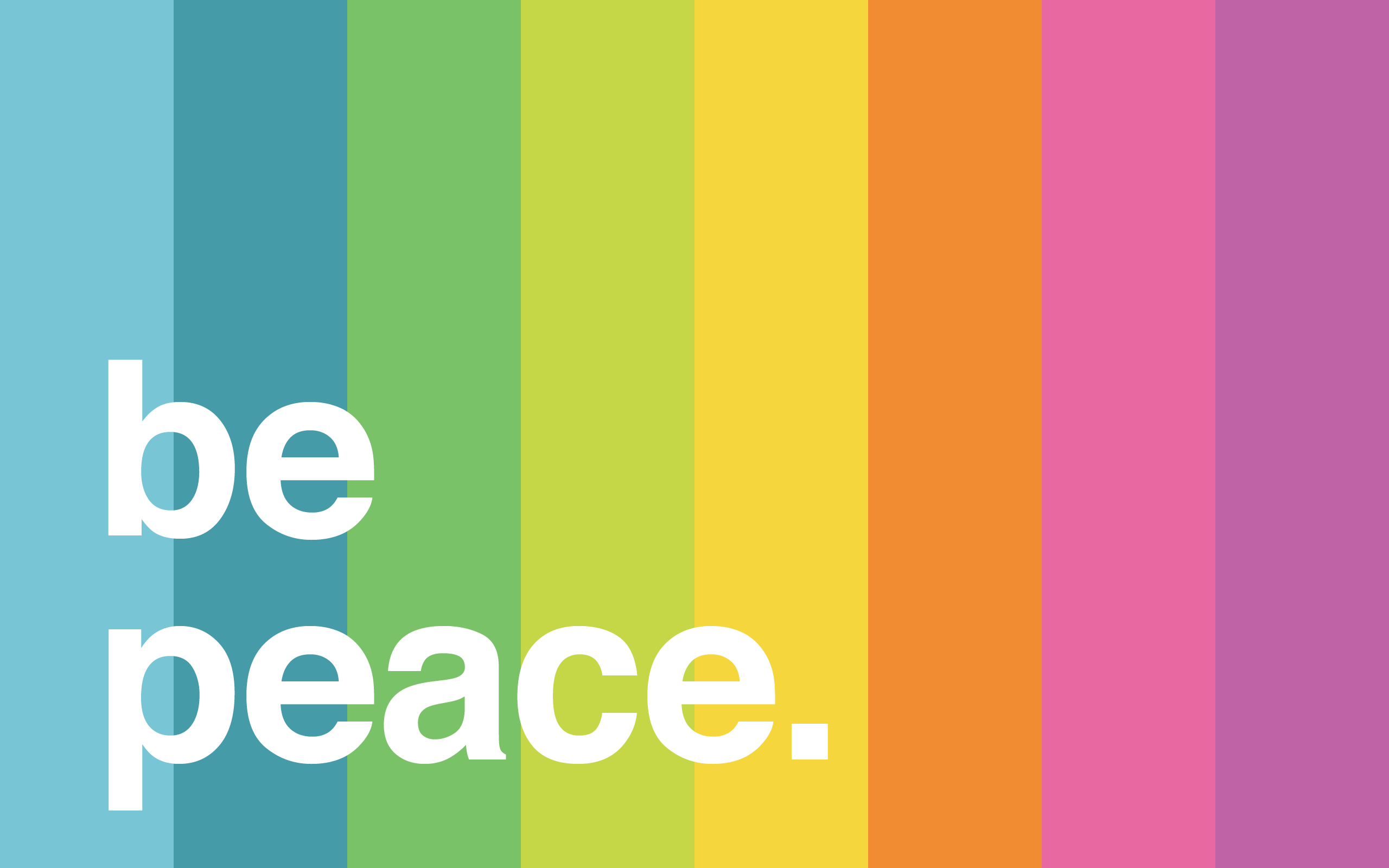 HDQ Creative Peace Pictures, 2560x1600, Dorothy Carrasco
