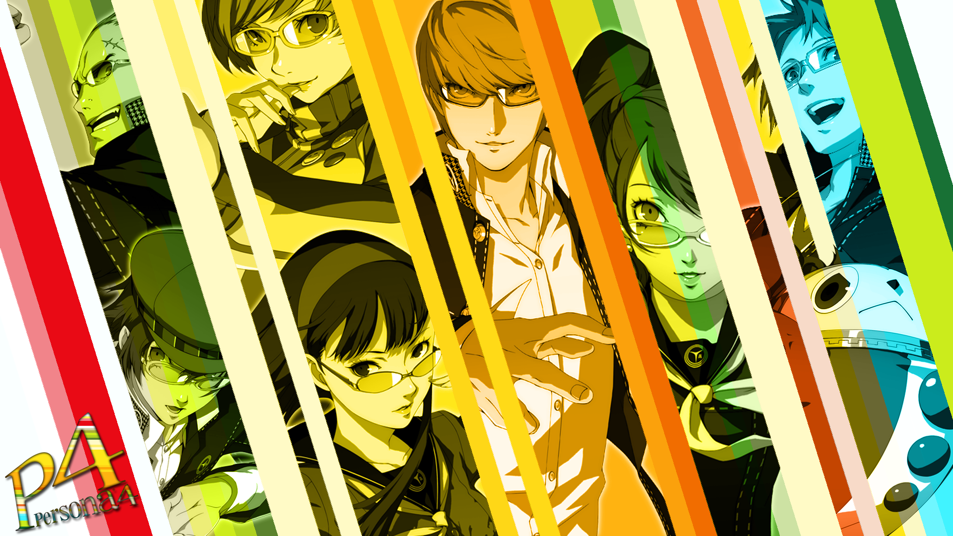 Persona HD Wallpapers | Backgrounds