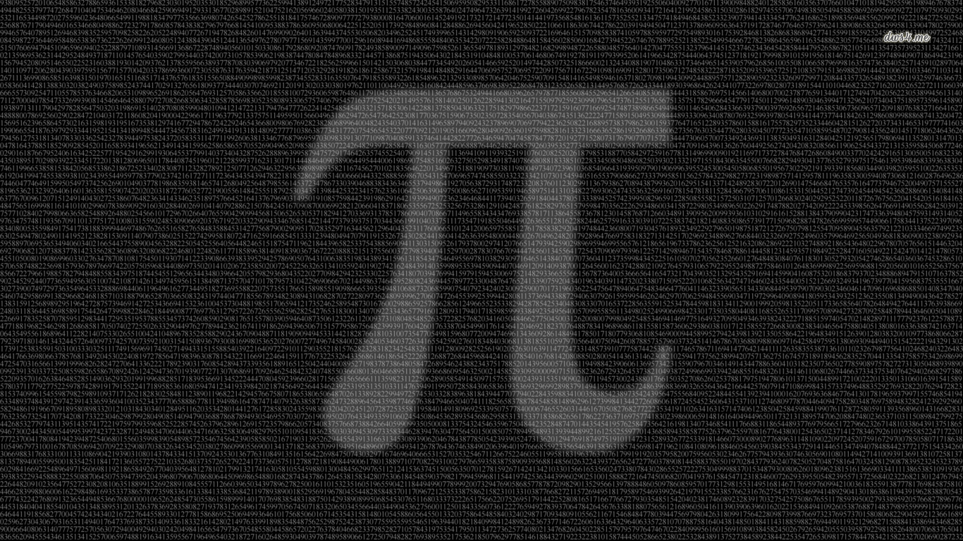 22/06/2014: Pi Wallpapers, 1366x768