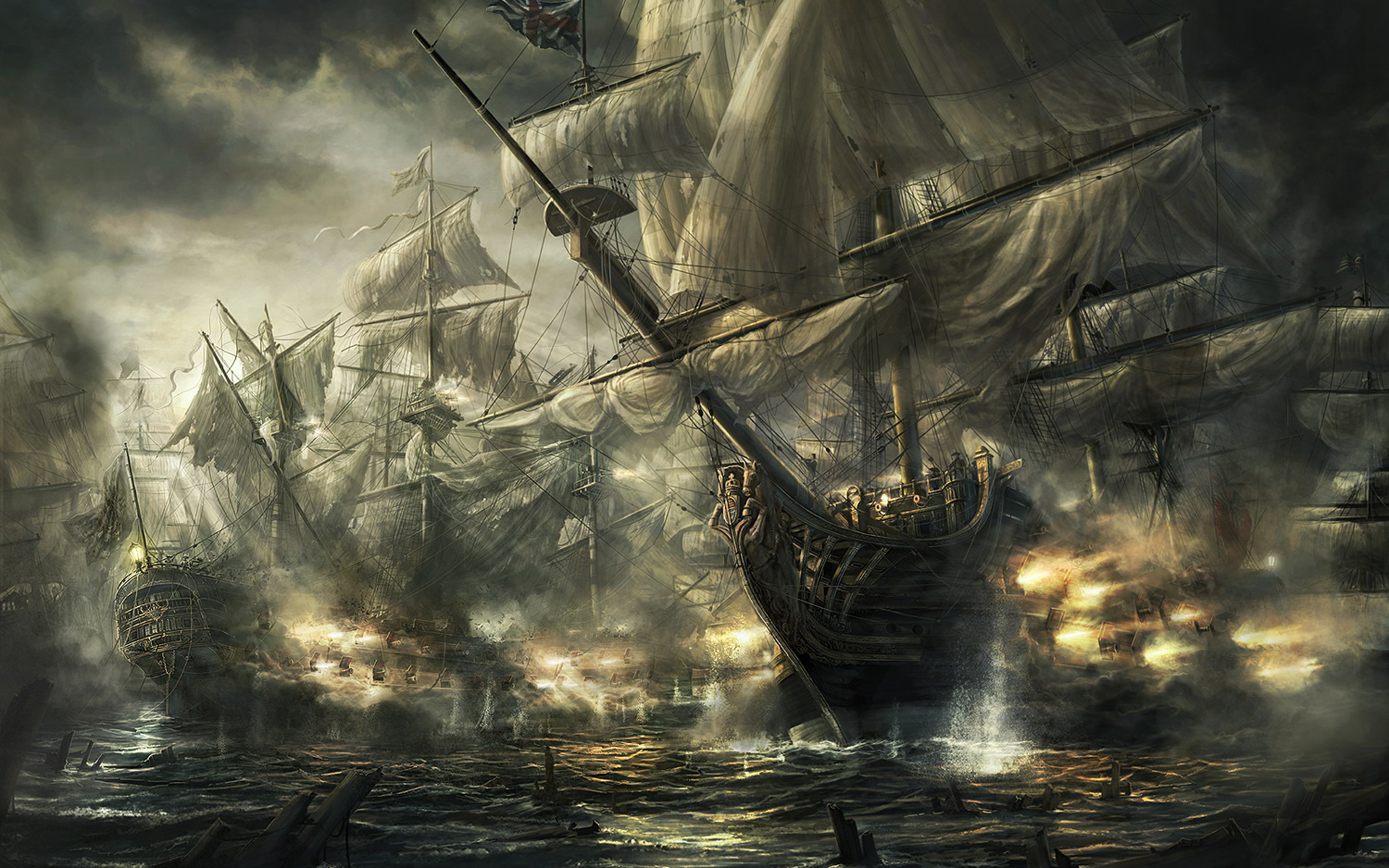 RMD:27 HD Pirates Wallpapers