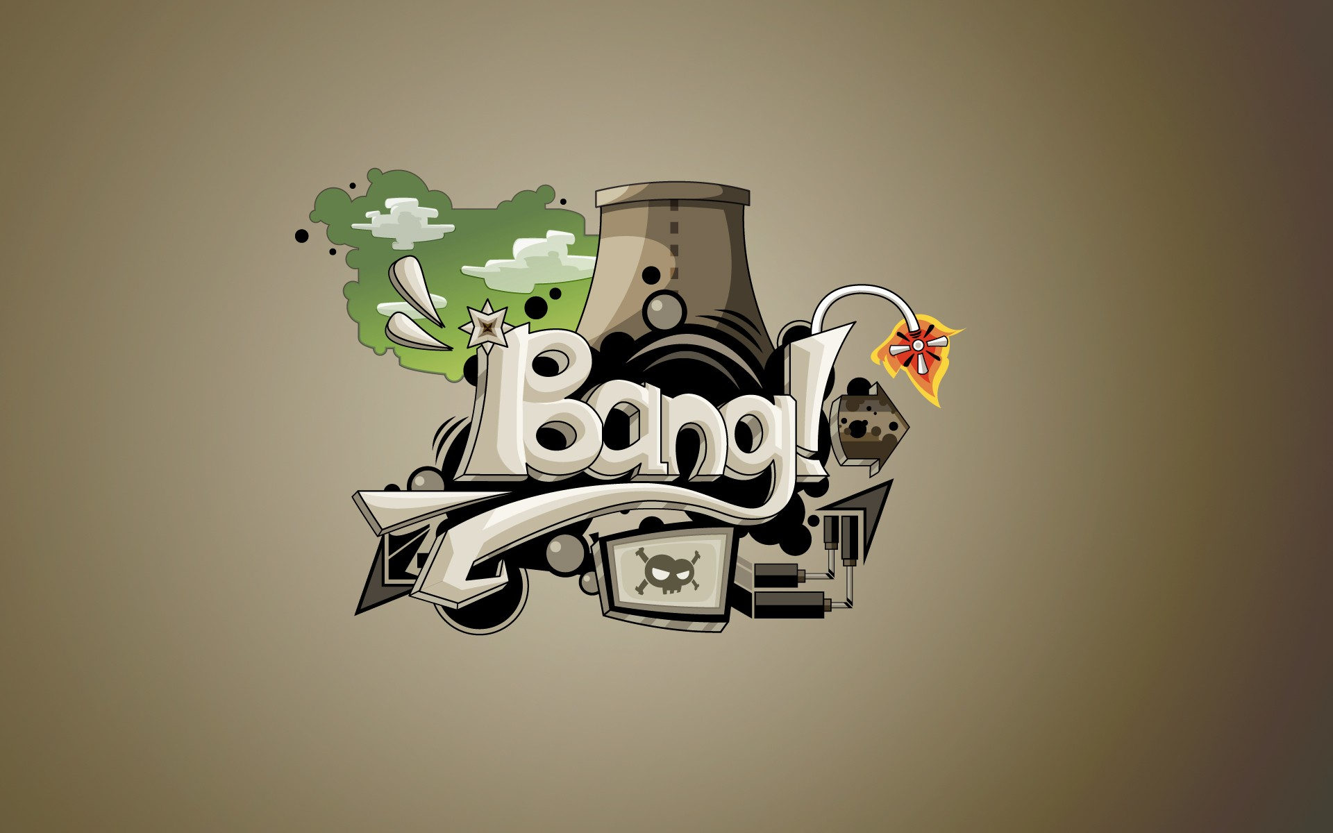 Bang Wallpapers 1920x1200 | B.SCB WP&BG Collection