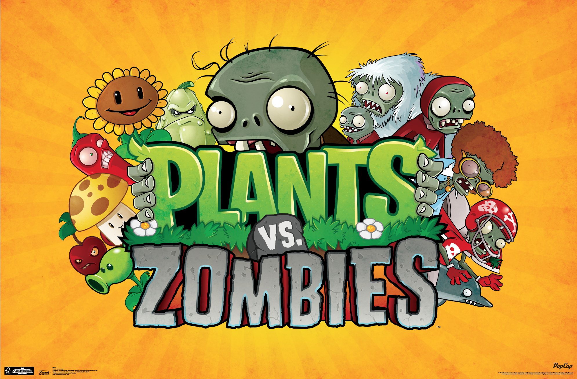 Plants Vs Zombies, QUO.69