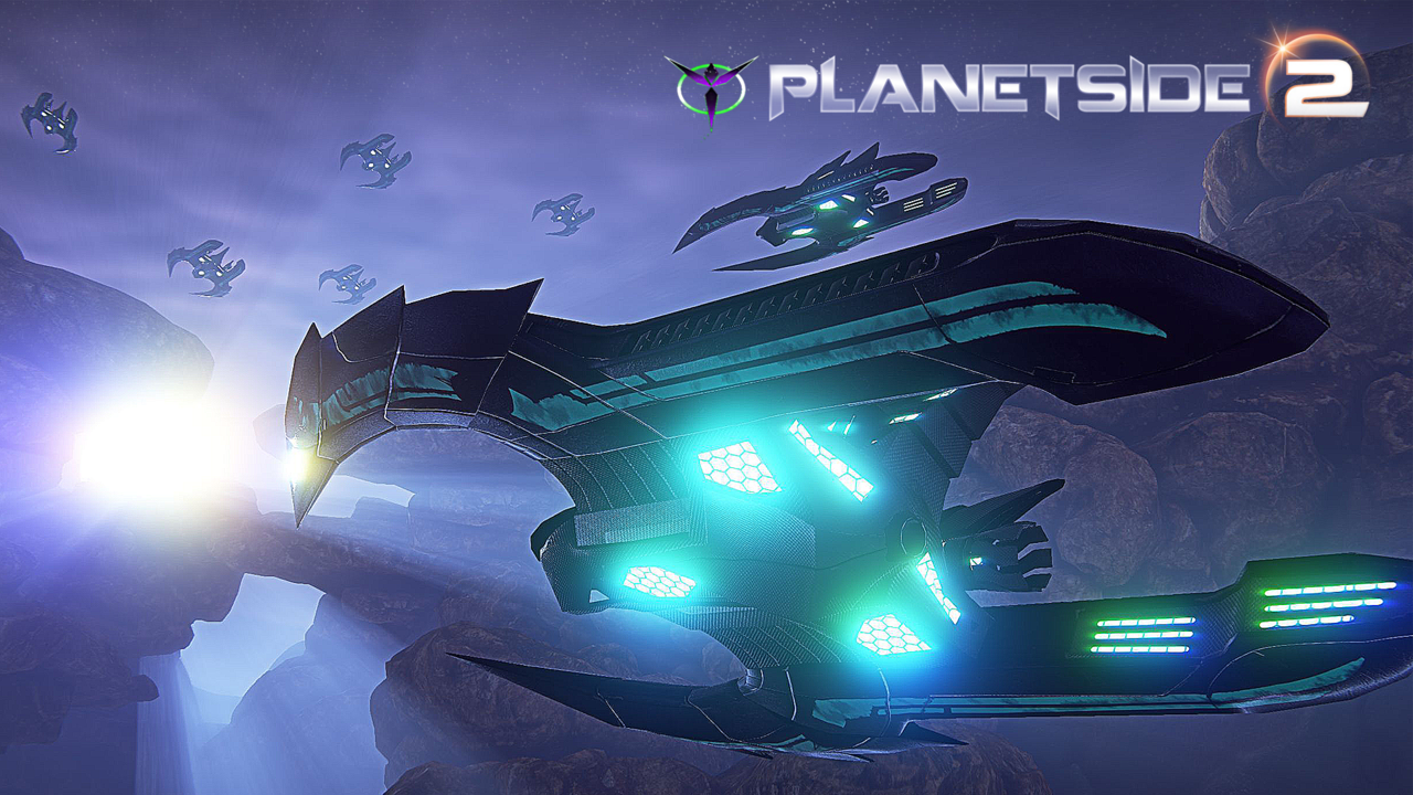 Awesome Planetside 2 Pics for Desktop: 06.04.16