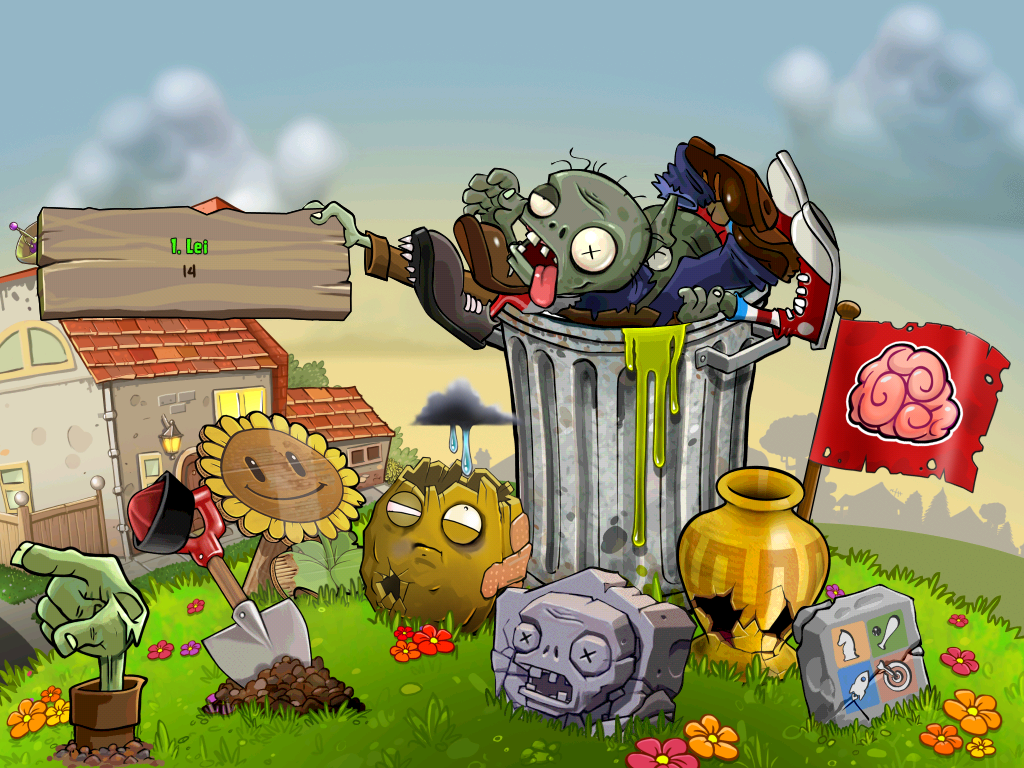 plants vs zombies – high quality hd wallpapers › hdq cover 1080p