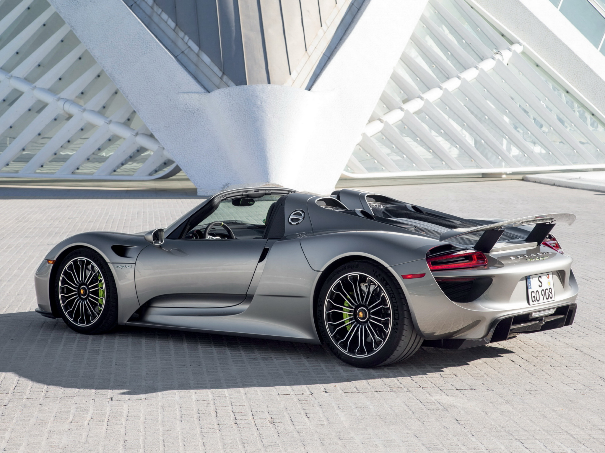Interesting Porsche 918 Spyder HDQ Images Collection: 39572007, 2048x1536 px