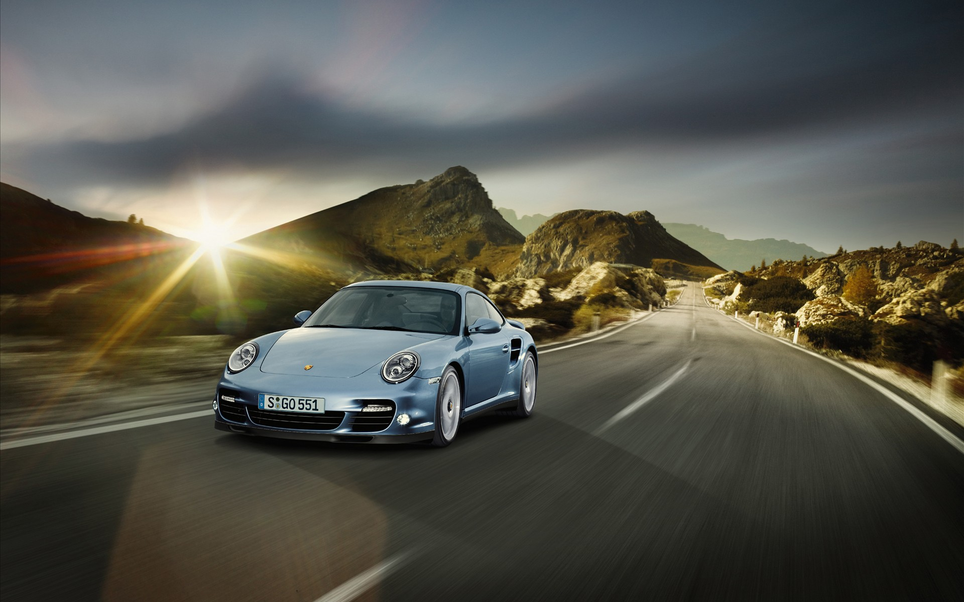 RMD:29 HD Porsche 911 Wallpapers