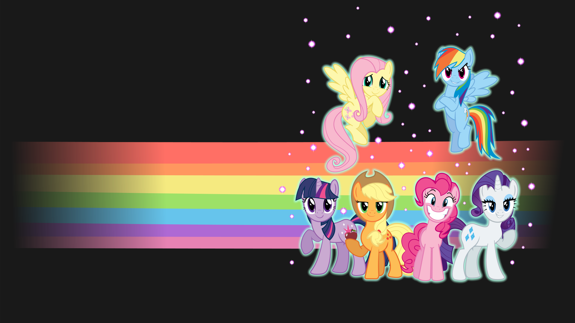 Pony Backgrounds, HQ, Helaine Sessler