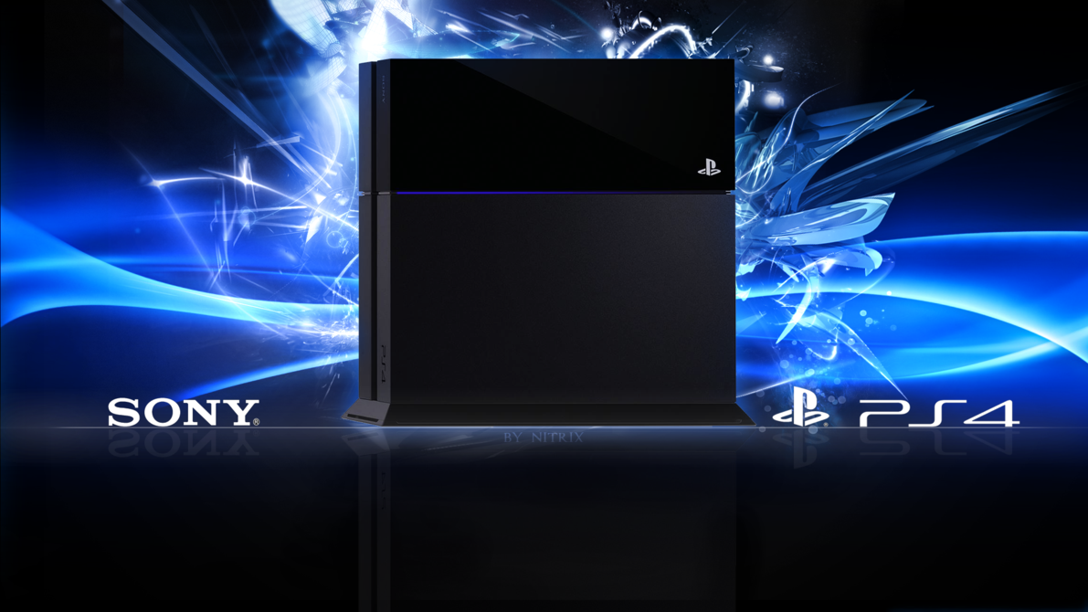 Backgrounds In High Quality: Ps4 by Lexie Stough, September 2, 2014