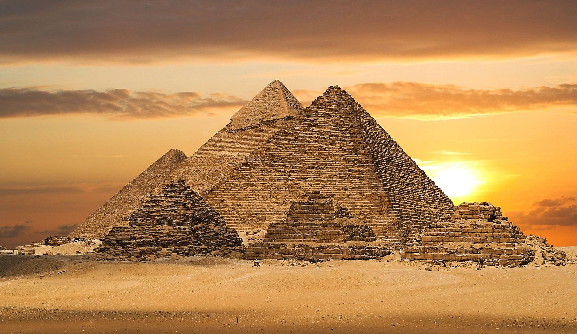 Pyramids | HQFX Wallpapers, Pics