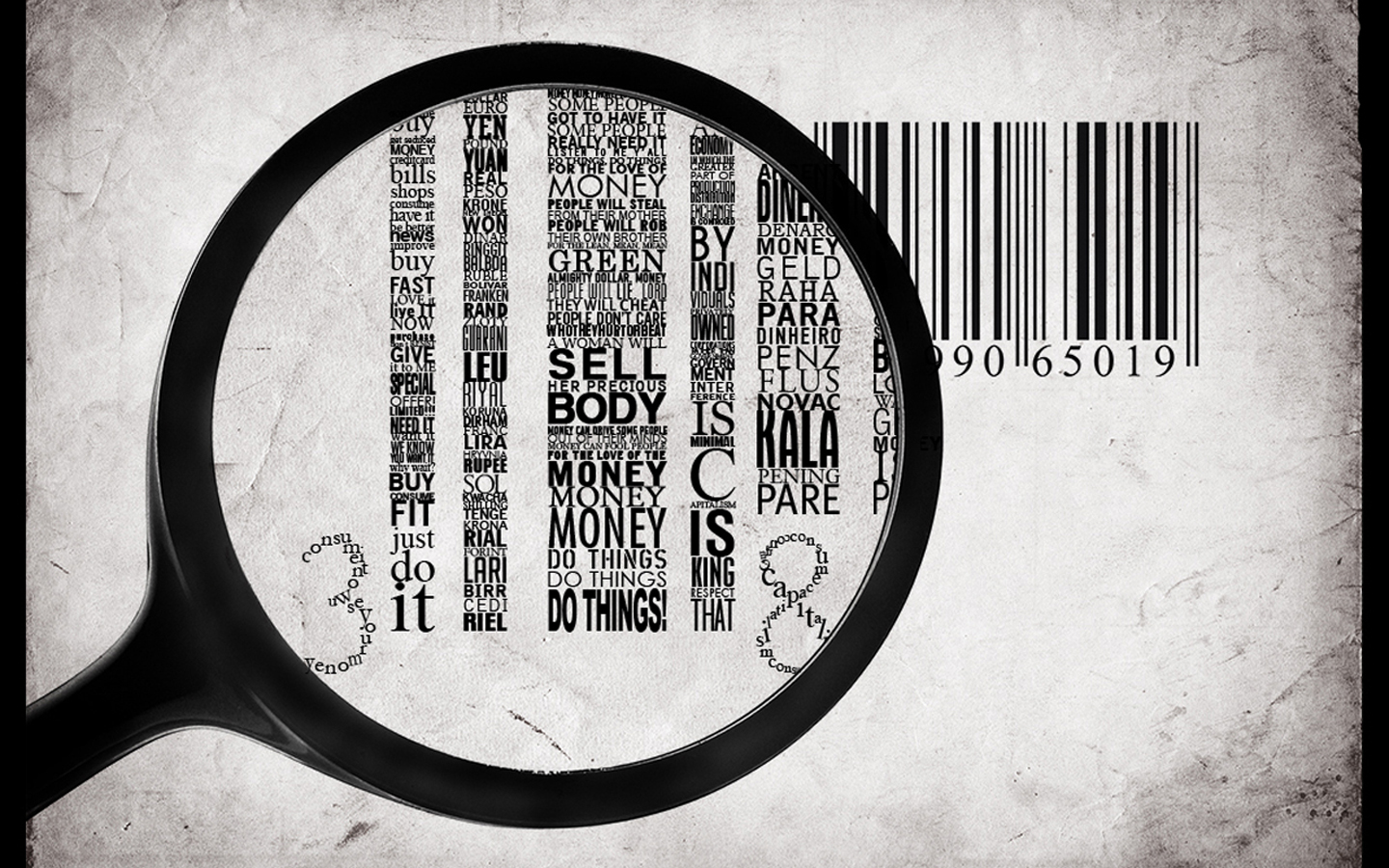 HD Barcode Wallpapers and Photos, 1440x900 | By Zane Cavitt