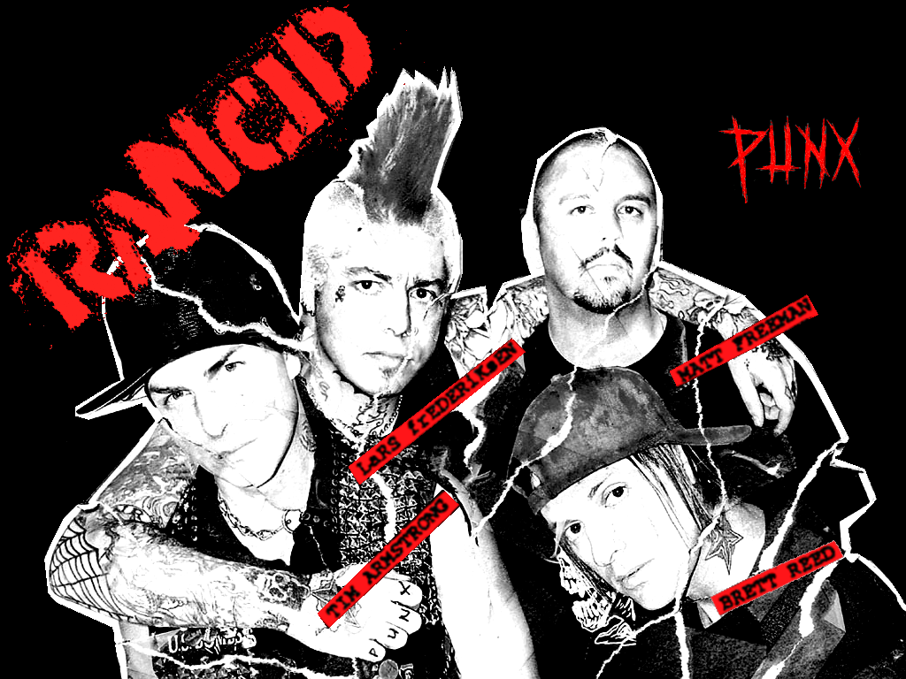 Rancid HD Wallpapers | Backgrounds