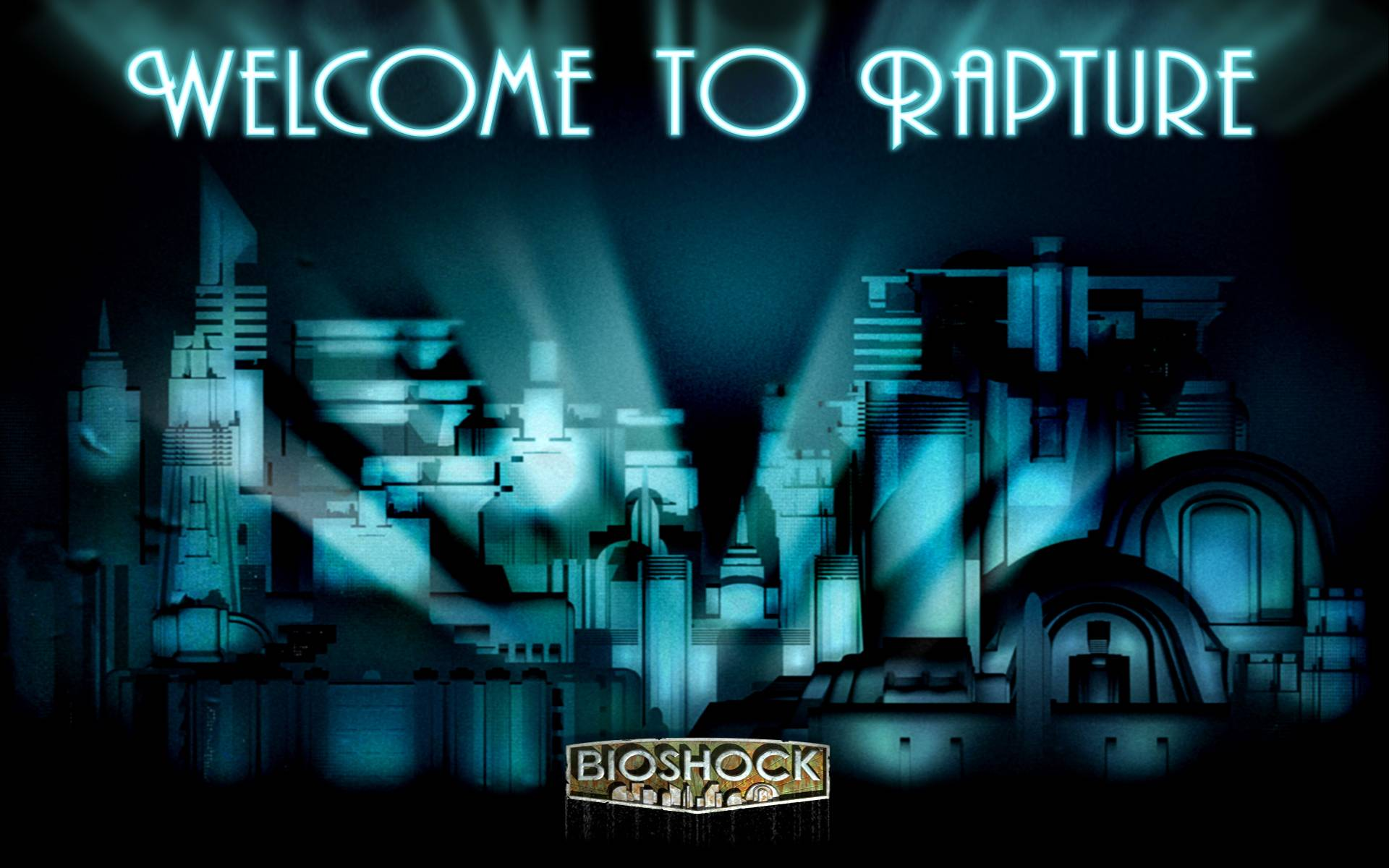 Rapture 1920x1200, Top on B.SCB Wallpapers