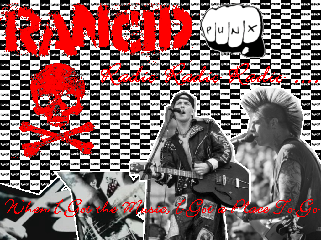 Beautiful Rancid Wallpaper | B.SCB