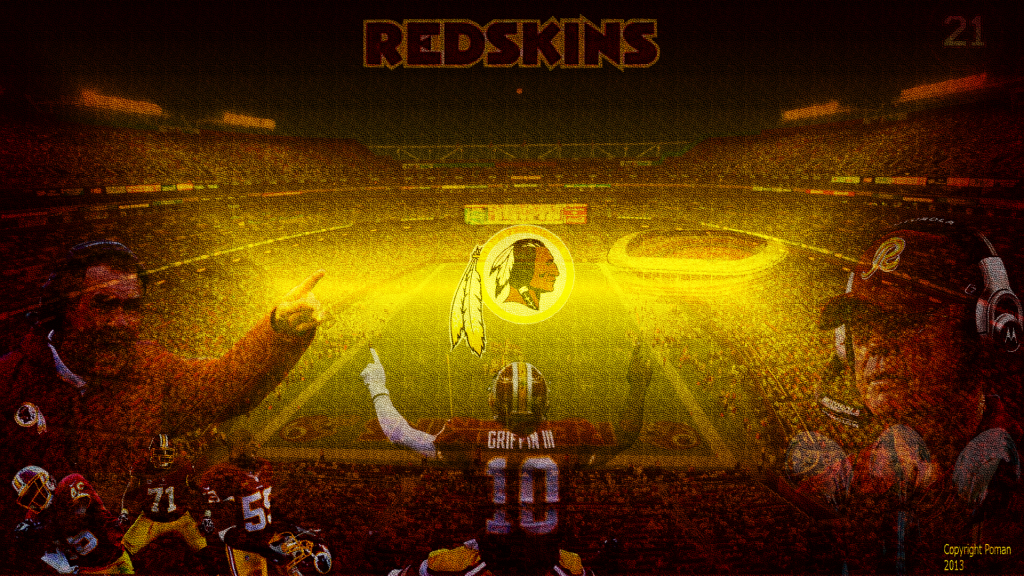 Top Collection of Redskins Wallpapers: 27430544 Redskins Background 1024x576