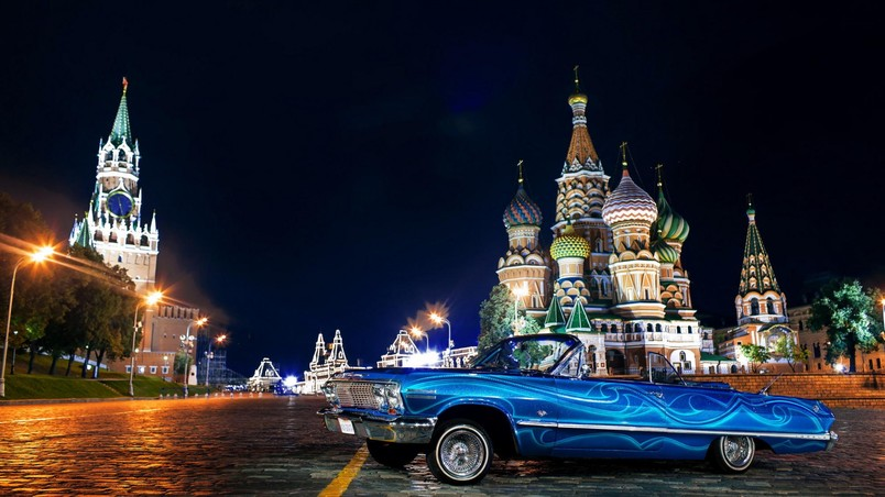 Widescreen Wallpapers of Russian | Nice Photos
