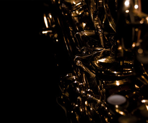 Saxophone HDQ Cover Wallpaper Desktop