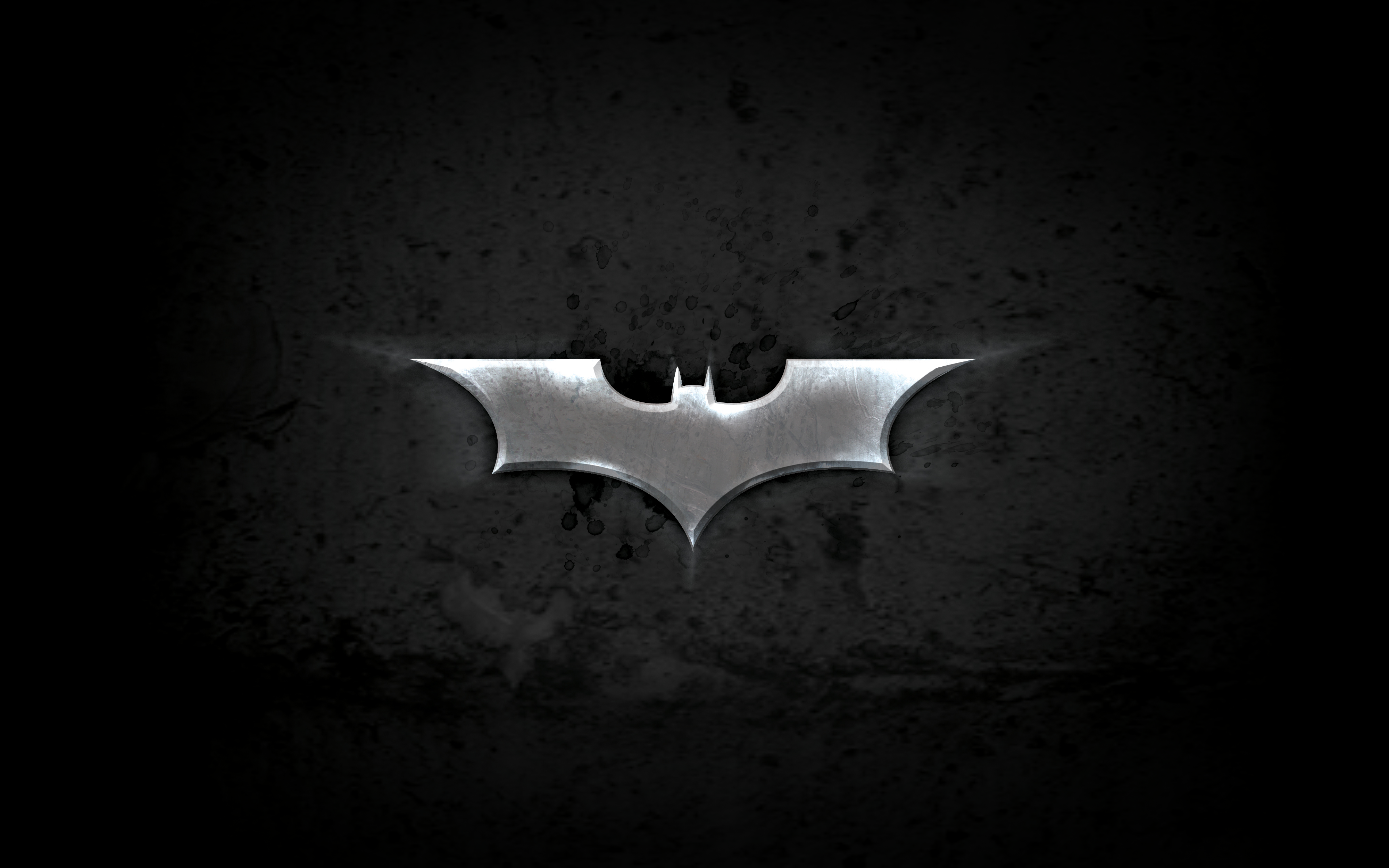 Batman Logo HD Widescreen Wallpapers
