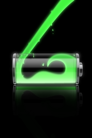 Gallery For 38736676: Battery Wallpapers, 320x480 px