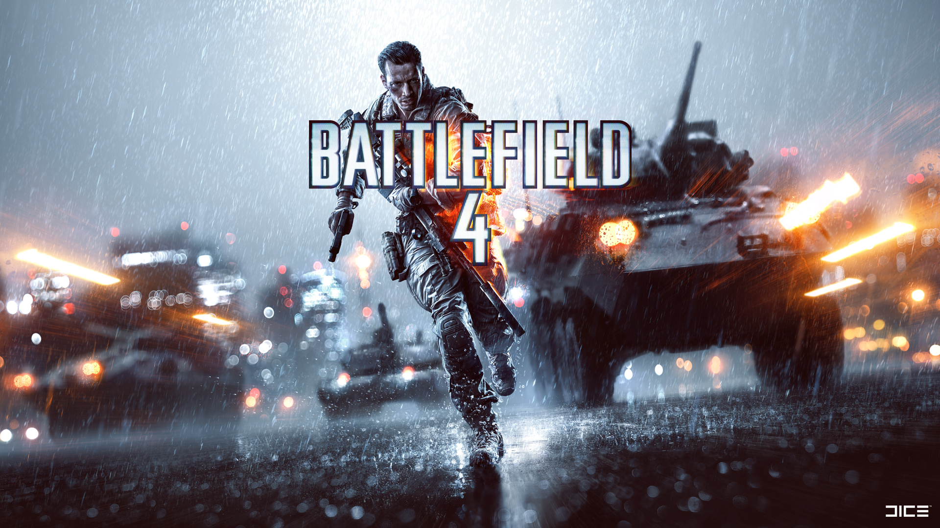 Mobile Battlefield 4 Pictures: High Definition B.SCB WP&BG Collection