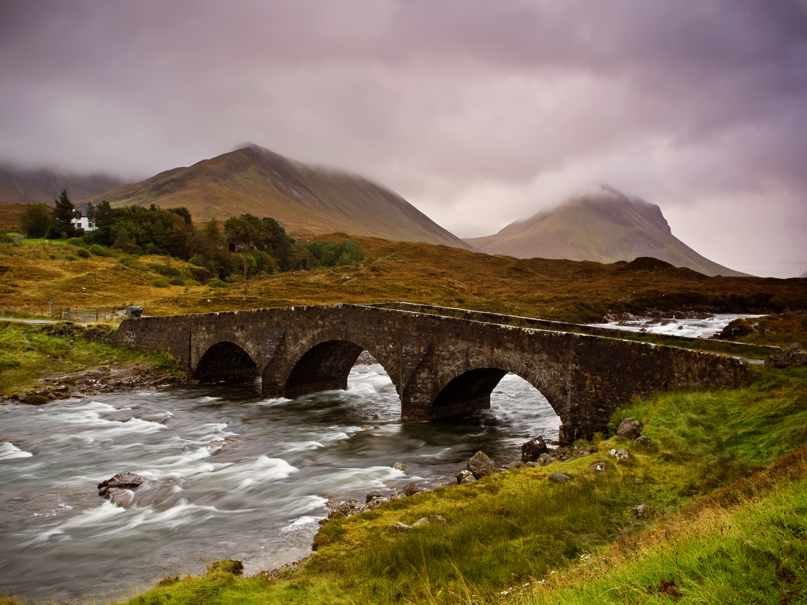 4K Ultra HD-Scottish | Amazing Scottish Backgrounds