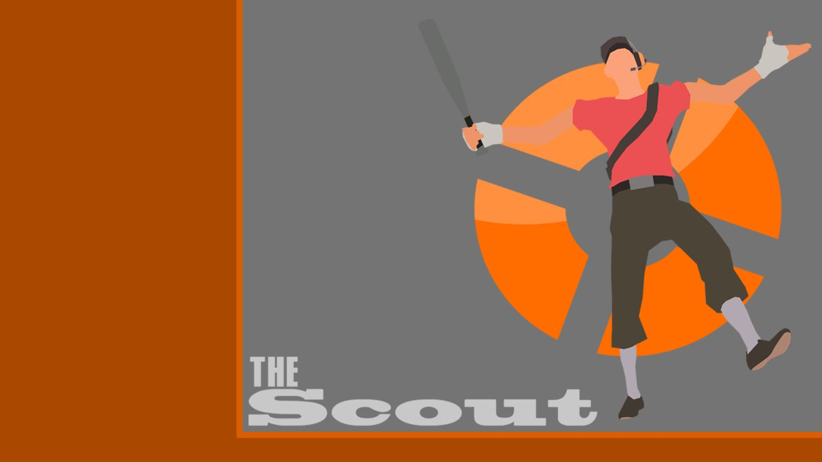 Scout, View: 39480039 Scout, B.SCB WP&BG Collection